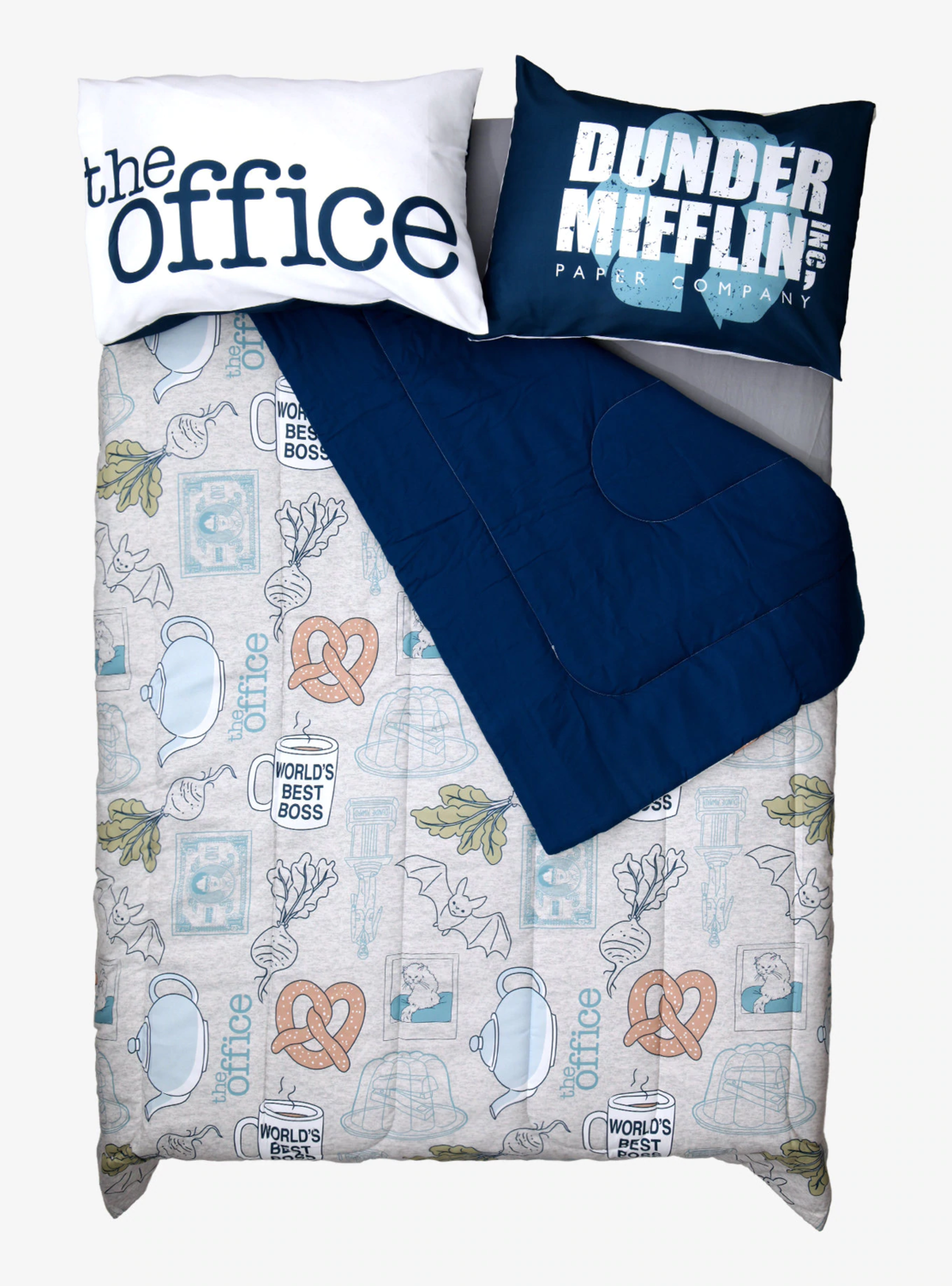 Set para Cama The Office