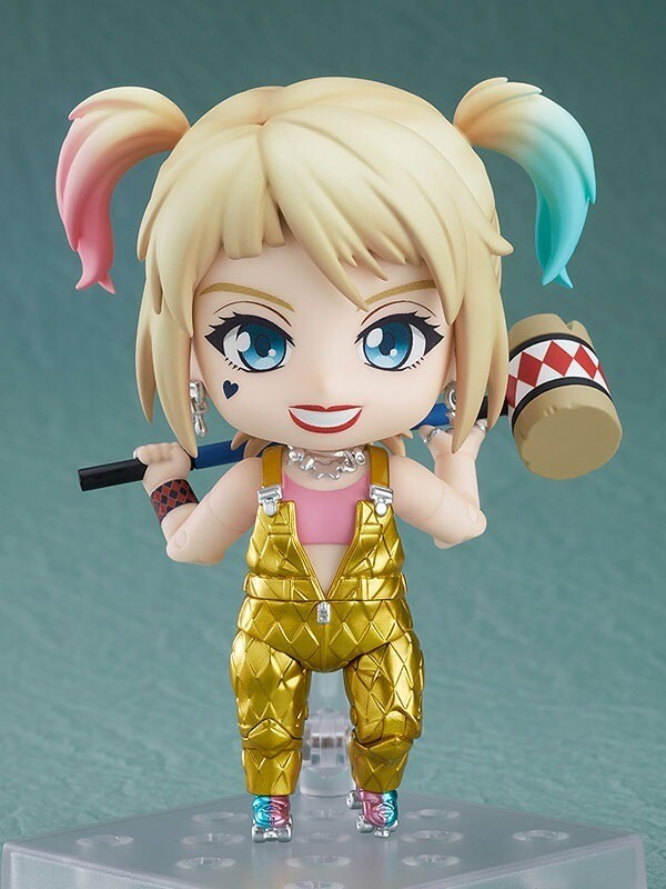 Nendoroid Birds of Prey Harley Quinn