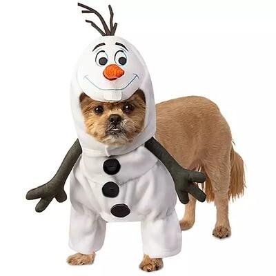 Cosplay Perrito Olaf
