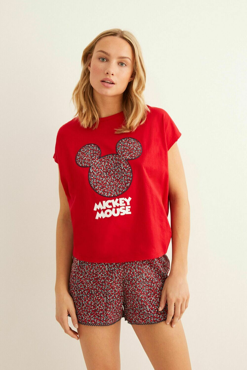 Pants Pijama Mickey Minnie X2020