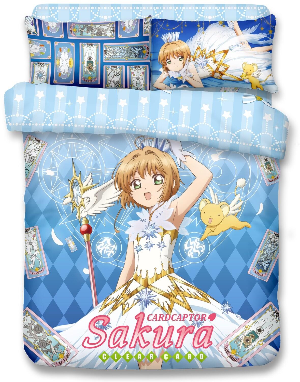 Set para Cama Card Captor Sakura X20