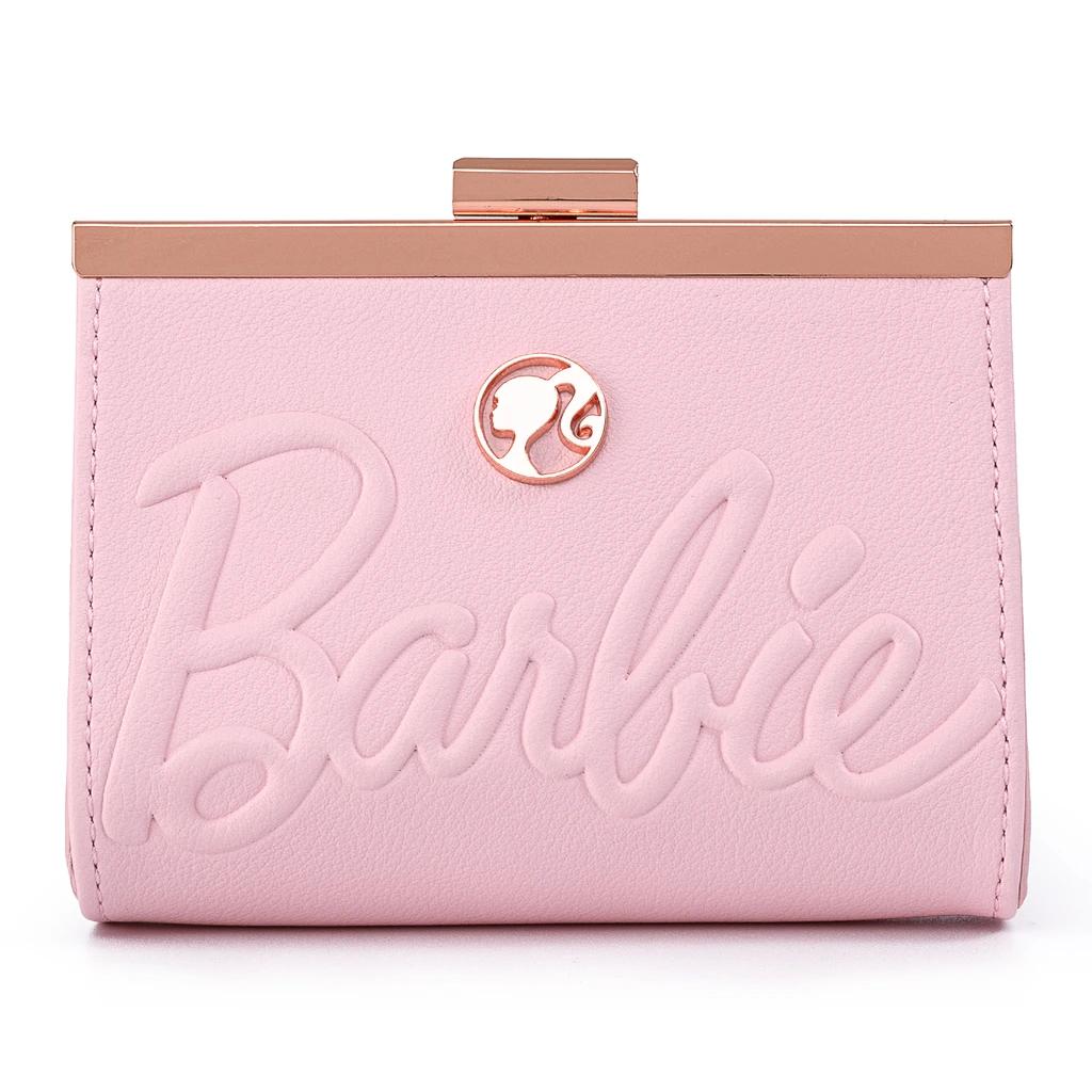 Monedero Barbie Rosa L