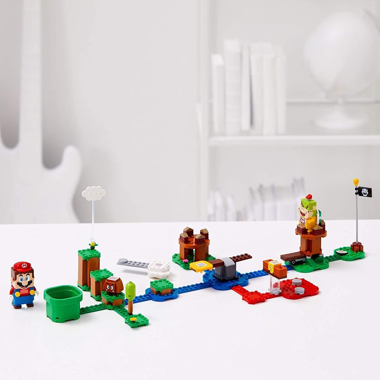 LEGO Super Mario Bowser,