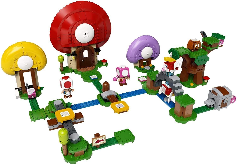 LEGO Super Mario Tesoro