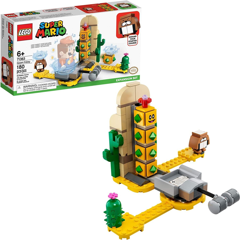 LEGO Super Mario Pokey del Desierto