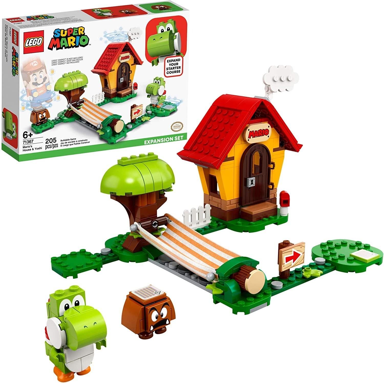 LEGO Super Mario Casa Yoshi