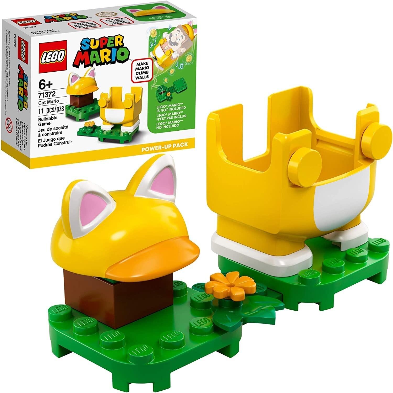LEGO Super Mario Mario Felino