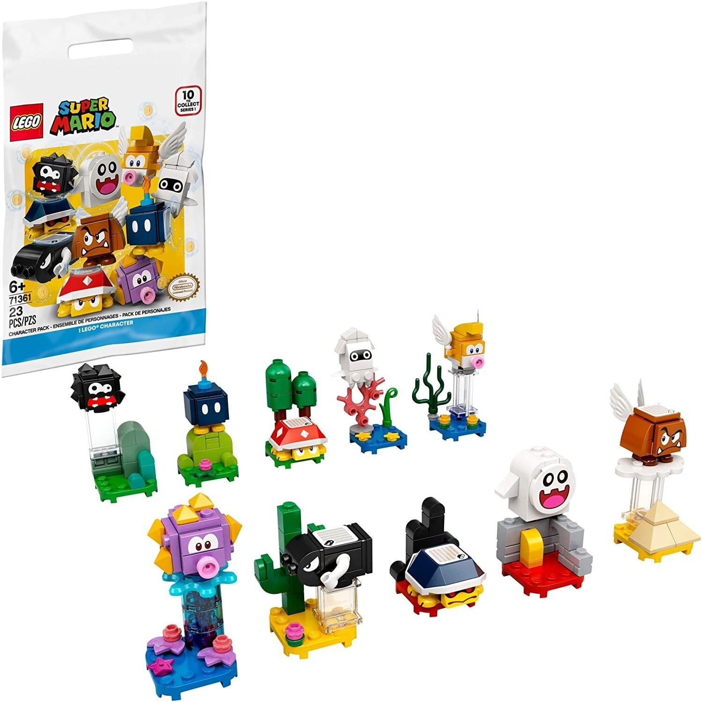 LEGO Set Personajes Mario