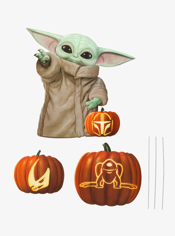 Decoracion Halloween Yoda