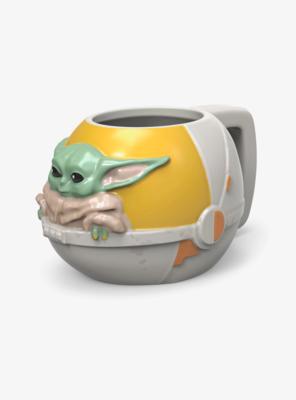 Taza Star Wars Yoda Mandalorian