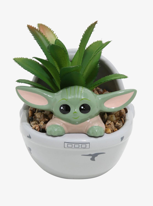 Maceta Bebe Yoda