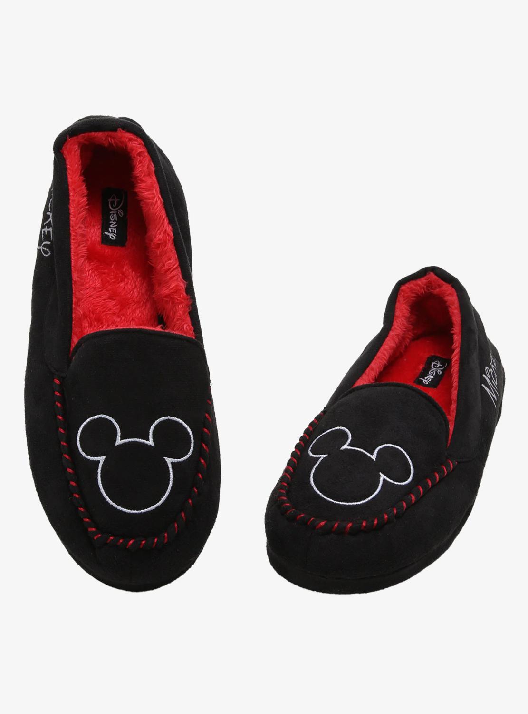 Pantuflas Mickey Mouse