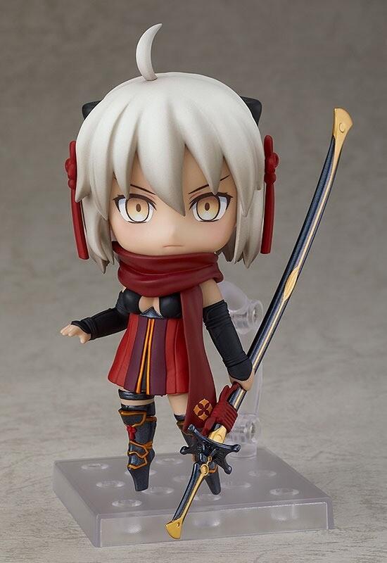 Nendoroid Fate/Grand Order Alter Ego/Souji Okita