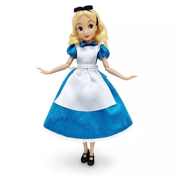 Muñeca Alicia Clasica