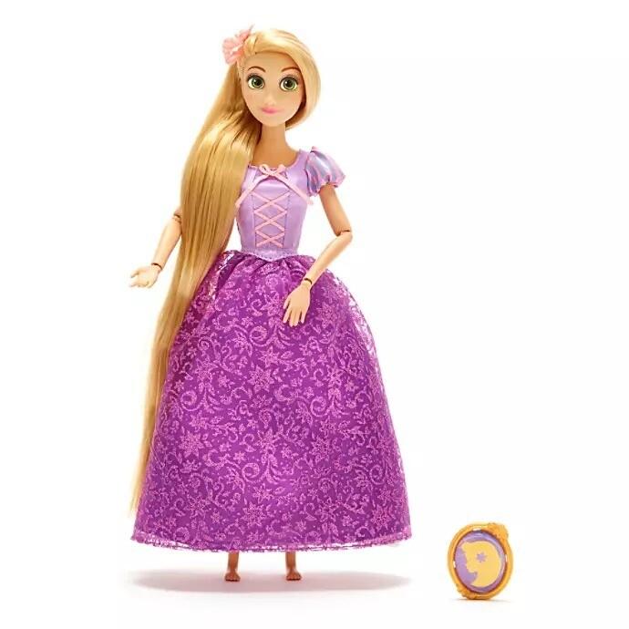 Muñeca Rapunzel Clasica