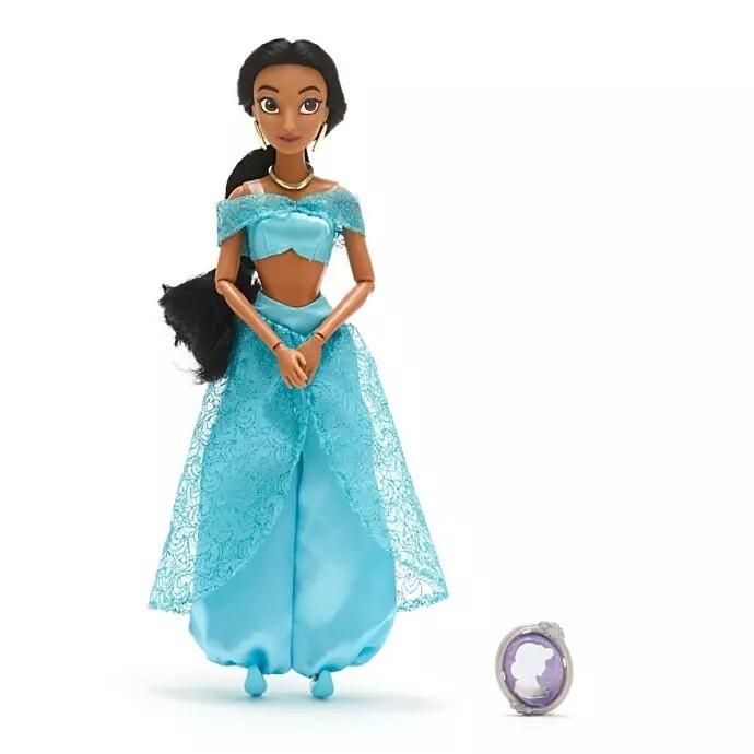 Muñeca Jasmine Clasica
