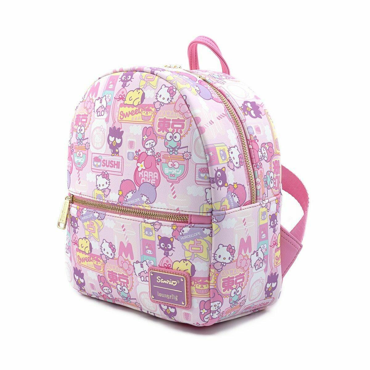 Bolsa Mochila Hello Kitty X080