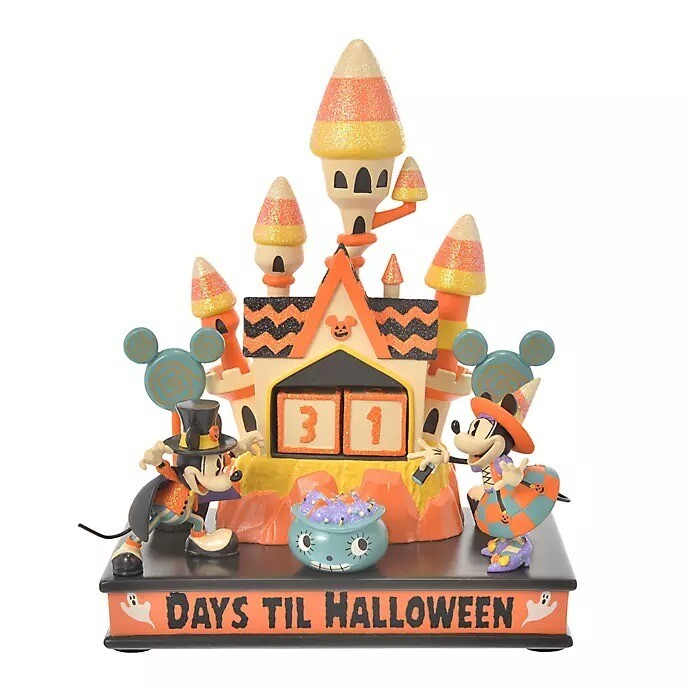 Figura Halloween Mickey Mouse 2020