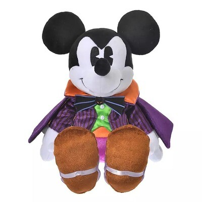 Peluche Mickey Mouse Halloween 2020