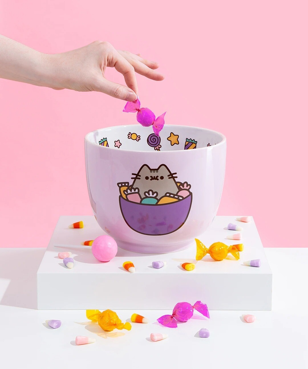 Bowl Pusheen Halloween 2020