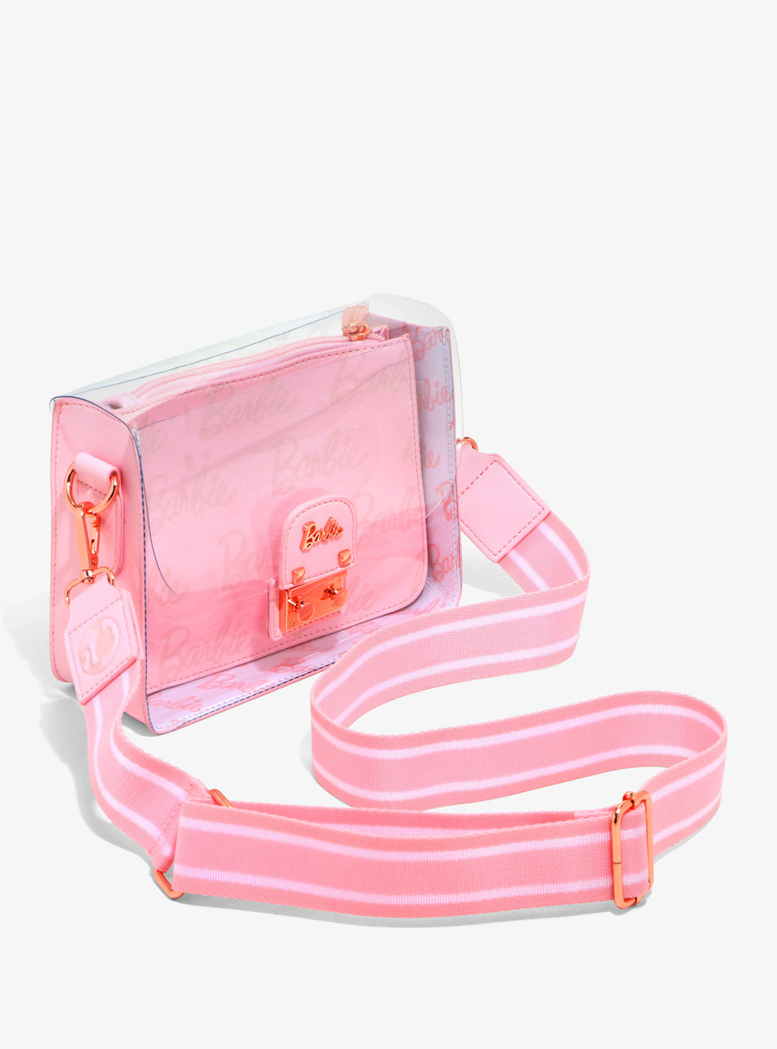 Bolsa Doble Barbie RosaT