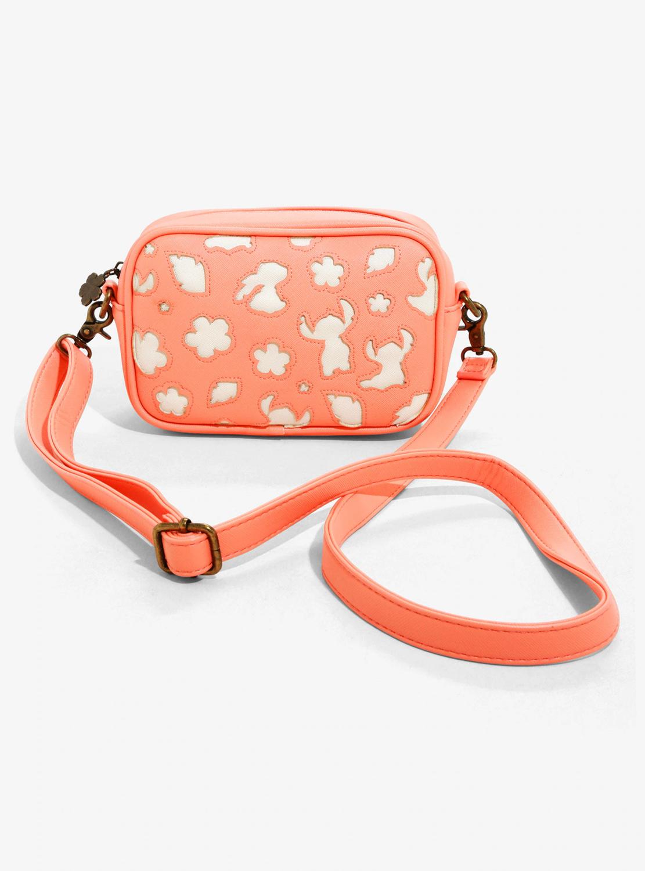Bolsa Lilo & Stitch Naranja X00