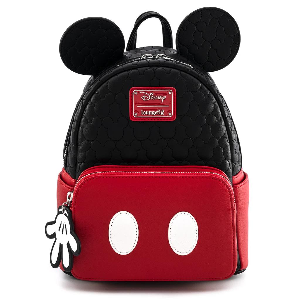 Bolsa Mochila Mickey Mouse Roja2020