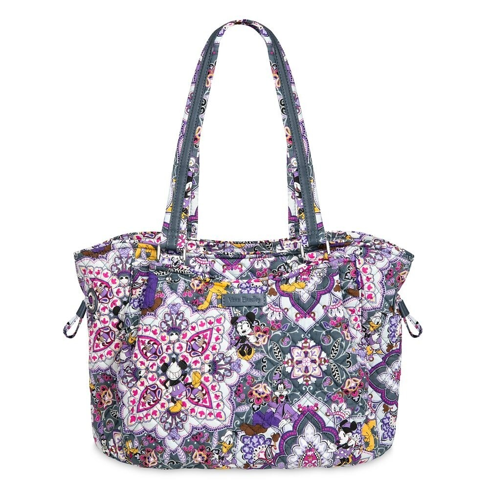 Bolsa Mickey Mouse Flores X20