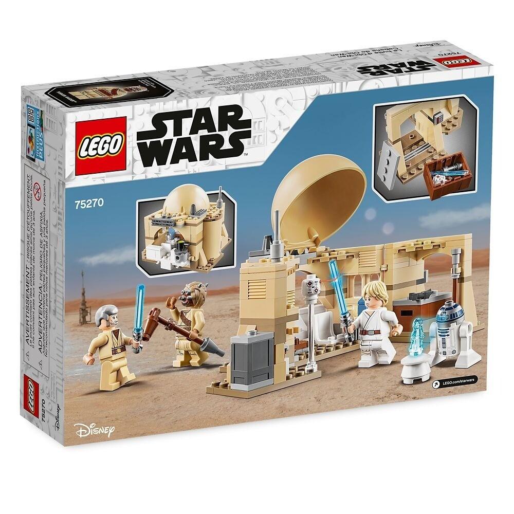 Lego Star Wars Obi-Wan x2020