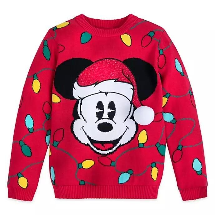 Sueter Mickey Navidad 2020