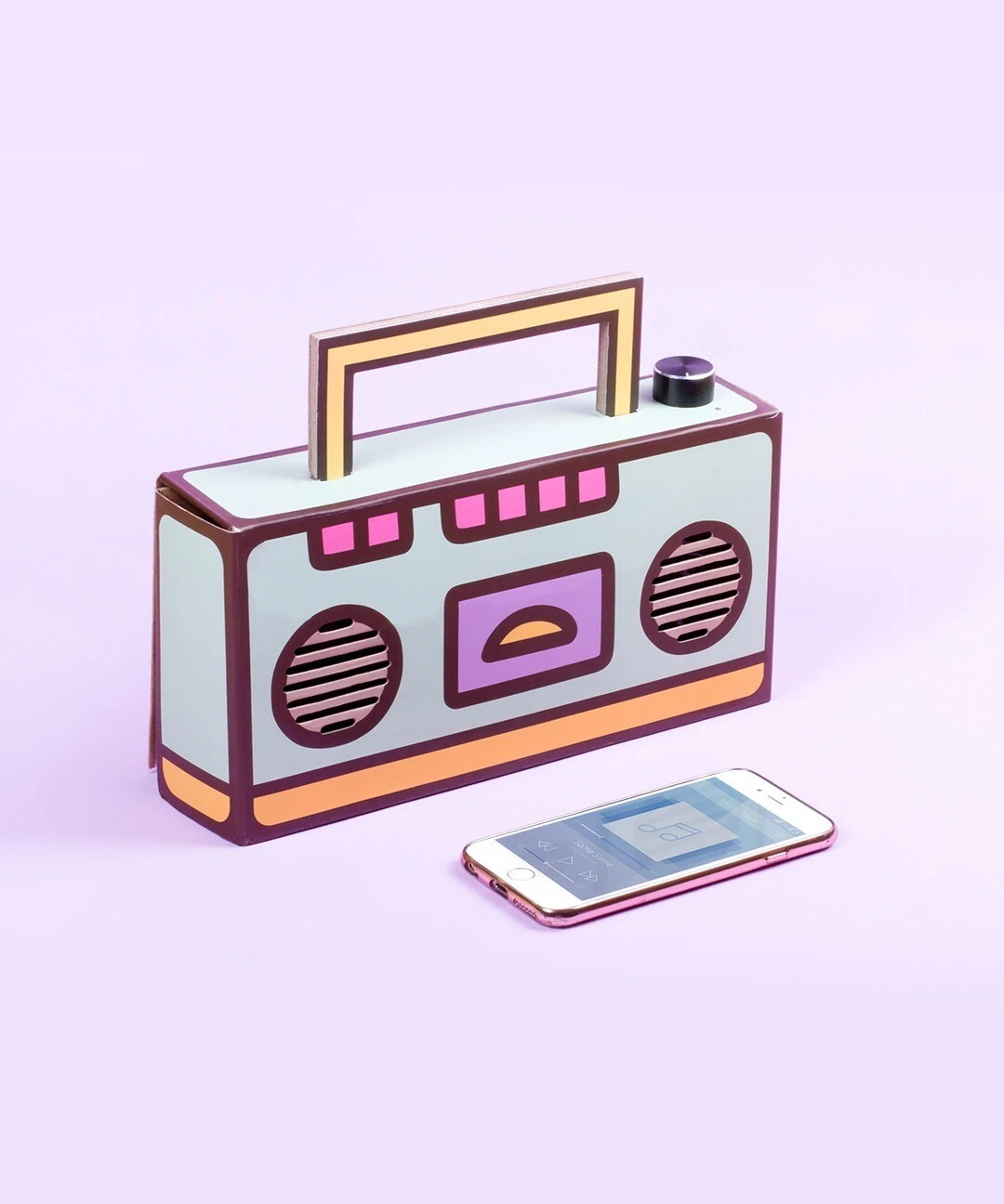 Radio Retro Pusheen