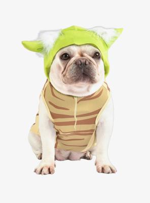 Cosplay Perrito Star Wars Yoda