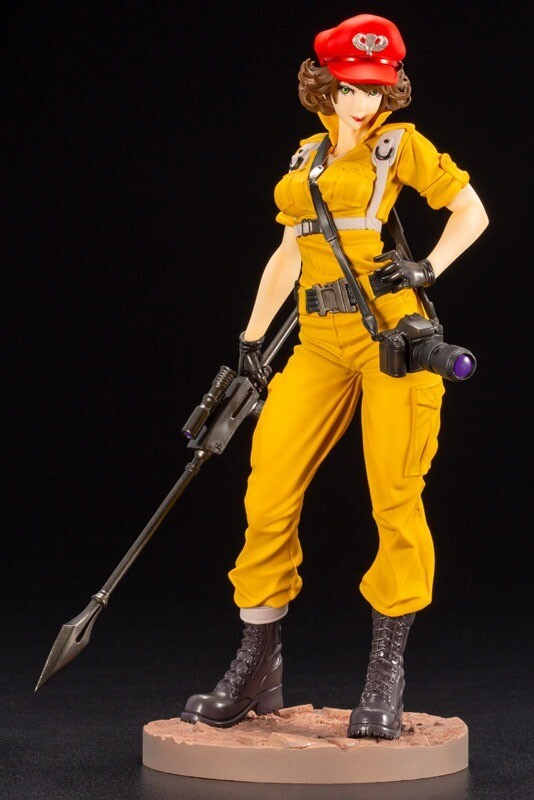 Bishoujo - G.I. JOE - Lady Jaye