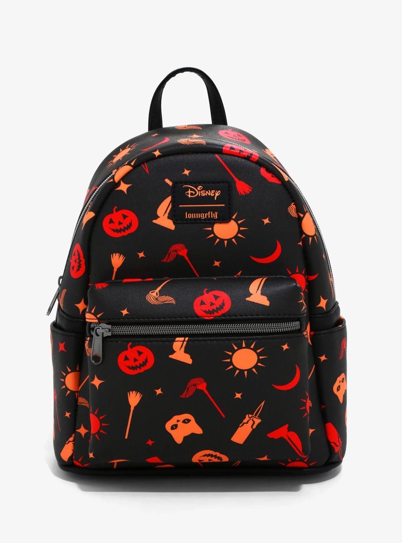 Bolsa Mochila Halloween Calabaza