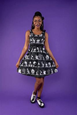 Vestido Jack Halloween 2020