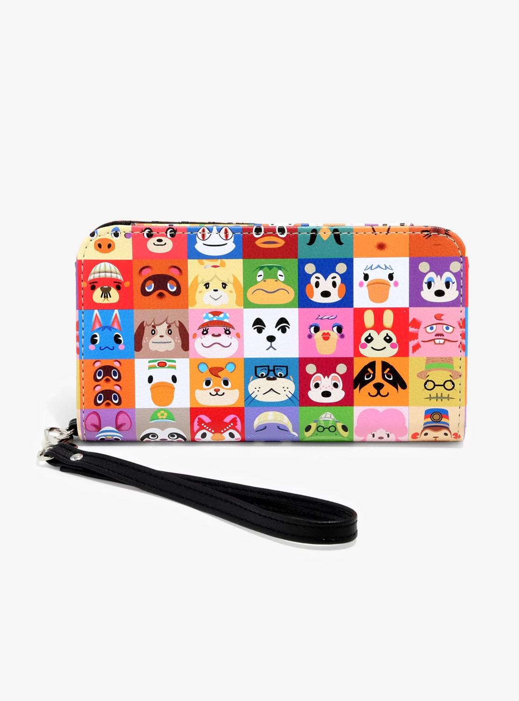 Cartera Animal Crossing