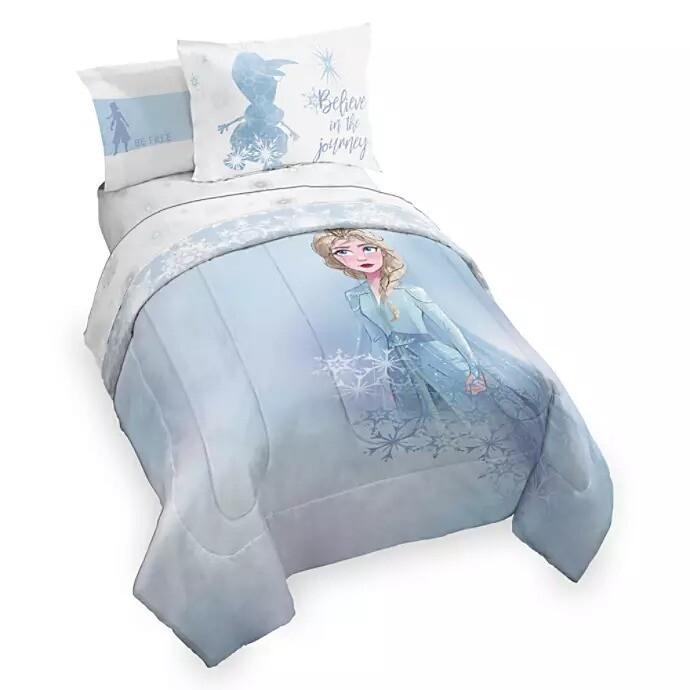 Set para Cama Frozen Elsa