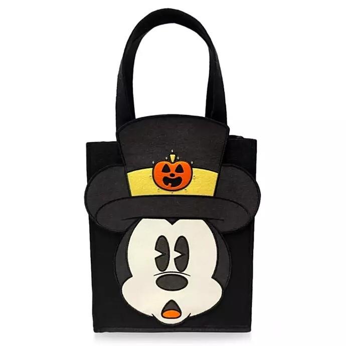 Bolsa Mickey Halloween Ilumina