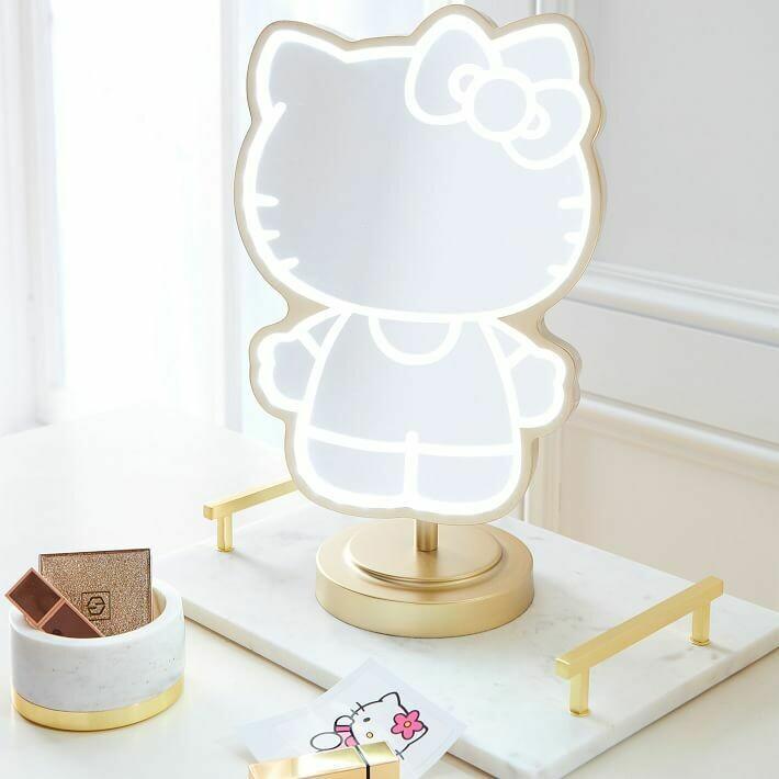 Espejo Hello Kitty