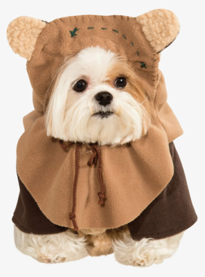 Cosplay Perrito Ewok Star Wars