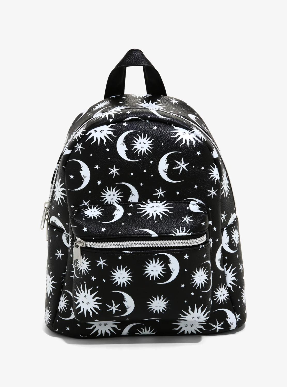 Bolsa Mochila Estrellas Luna