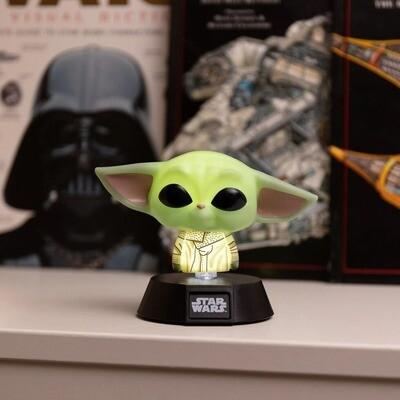 Lampara Star Wars Yoda