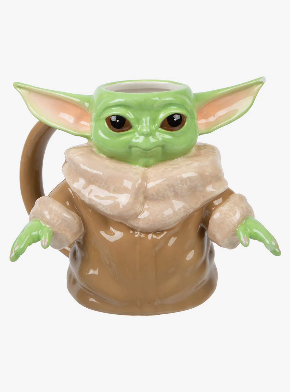 Taza Yoda MANDALORIAN