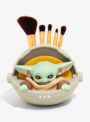 Brochas Maquillaje Yoda Star Wars