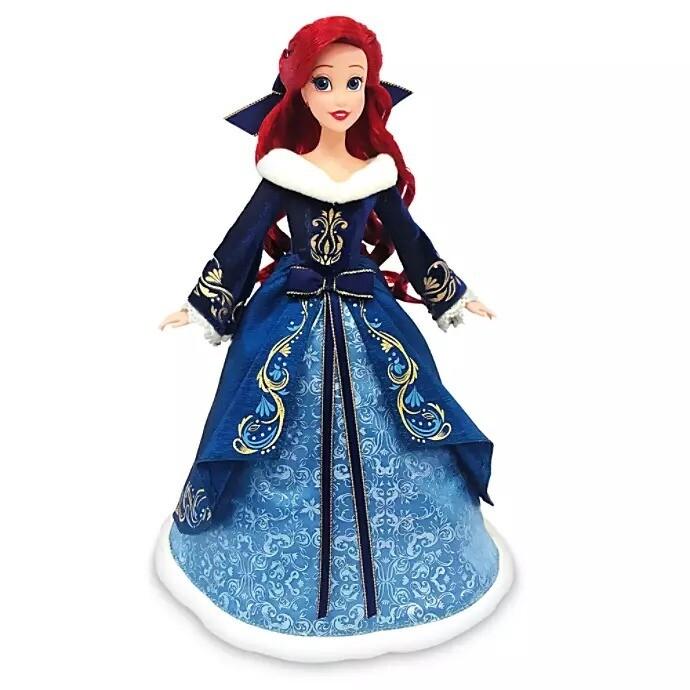 Barbie Ariel La Sirenita Navidad 2020