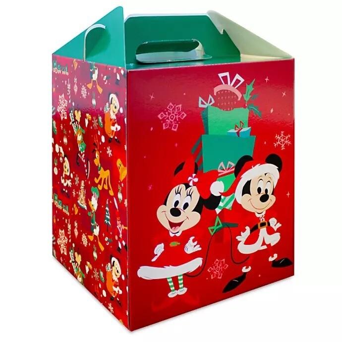 Caja Sorpresa Navideña Mickey Mouse