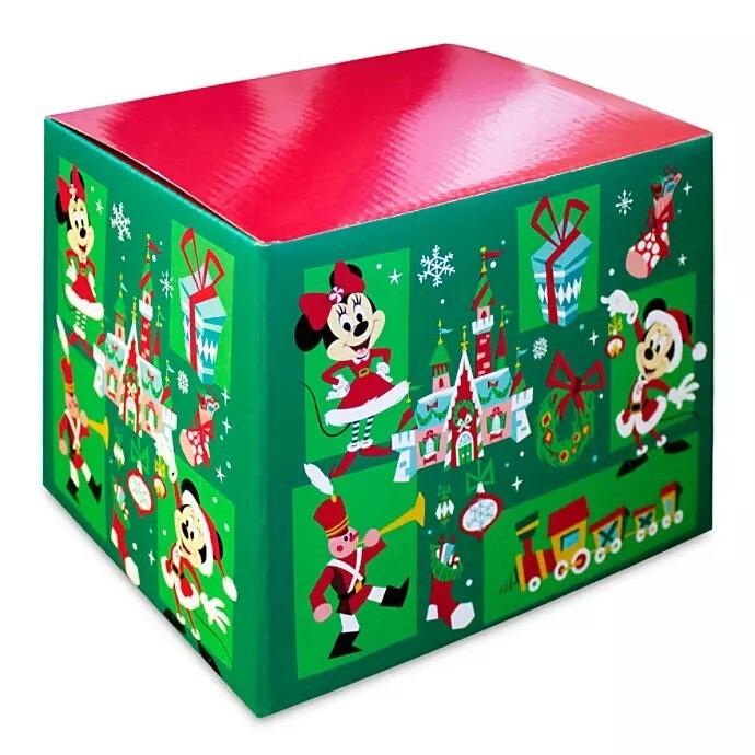 Caja Sorpresa Navideña Grande Mickey Mouse