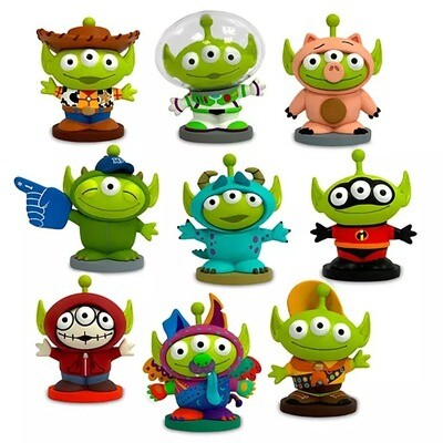 Figuritas Toy Story Alien Remix
