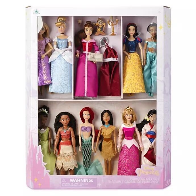 Set Muñecas Disney 2020