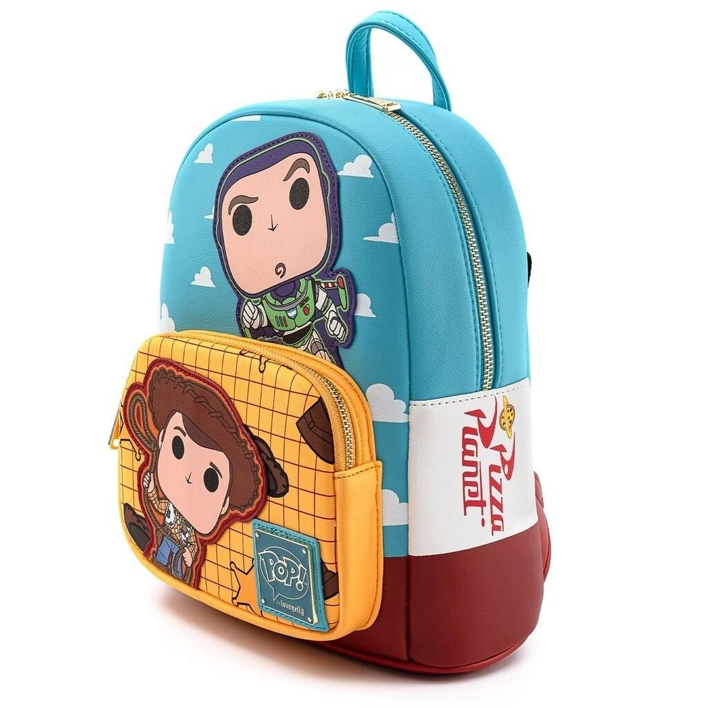 Bolsa Mochila Toy Story Buzz Woody